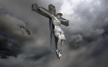 Jesus-christ-death-cross-wide-background